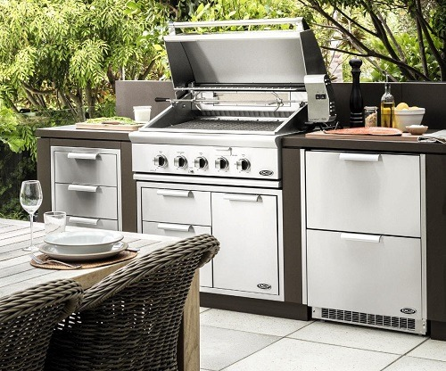 36 Inch Drop In Gas Grill Gas Prorpane Grill