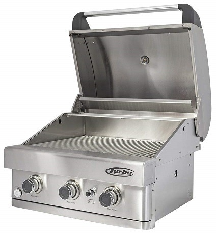 Best 5 Built In Drop In Gas Propane Grills Bbq Reviews