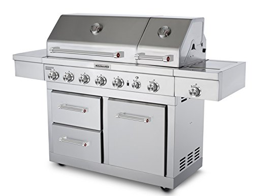 Best 6 Burner Gas Propane Grill Bbq On Sale In 2020 Reviews